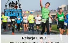 półmaraton gdańsk relacja live