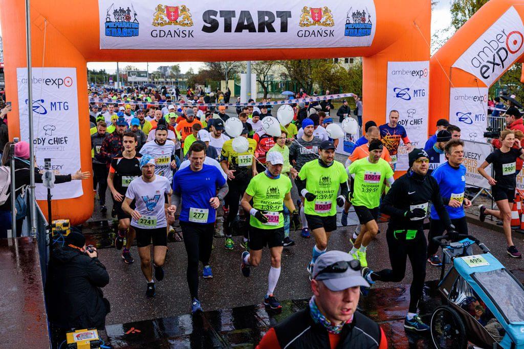 Półmaraton Gdańsk 2018