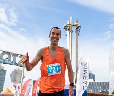 Florian Pyszel_garmin_półmaraton_gdańsk_2020