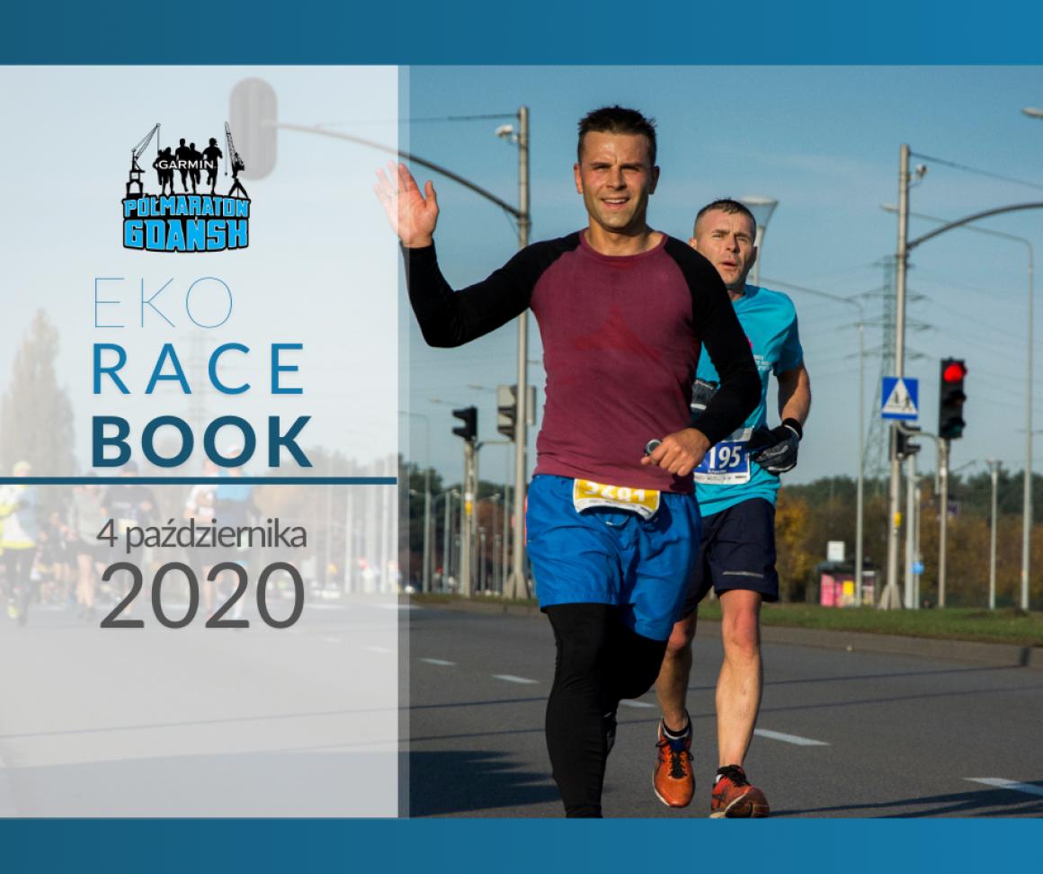 racebook garmin półmaraton gdańsk 2020